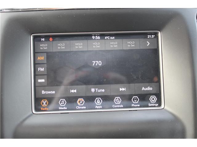 2018 Jeep Grand Cherokee Limited (Stk: 168763) in Medicine Hat - Image 23 of 27