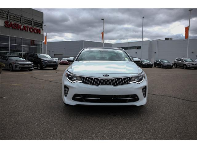 2018 Kia Optima SXL Turbo (Stk: 38331) in Saskatoon - Image 2 of 27