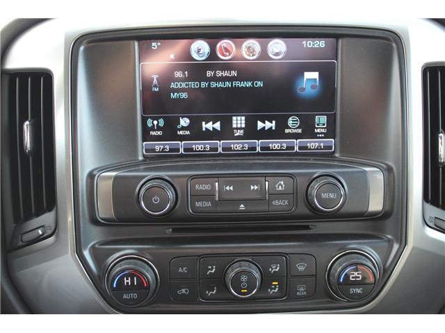 2017 Chevrolet Silverado 1500 1LT (Stk: 168874) in Medicine Hat - Image 20 of 24