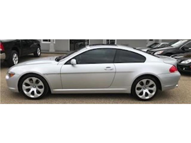 2005 BMW 645 ci (Stk: P0716) in Edmonton - Image 1 of 10