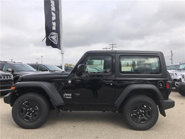2018 Jeep Wrangler Sport (Stk: 18WR9739) in Devon - Image 2 of 20