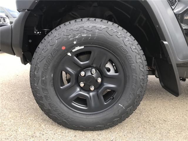 2018 Jeep Wrangler Sport (Stk: 18WR9739) in Devon - Image 9 of 20