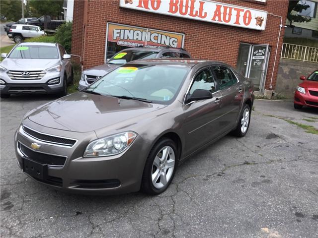 2011 Chevrolet Malibu LS (Stk: ) in Dartmouth - Image 1 of 6