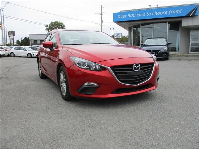 2014 Mazda Mazda3 GS-SKY (Stk: 181096) in Kingston - Image 1 of 11