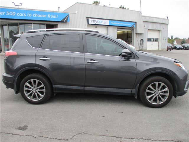 2016 Toyota RAV4 Limited (Stk: 181299) in Kingston - Image 2 of 12