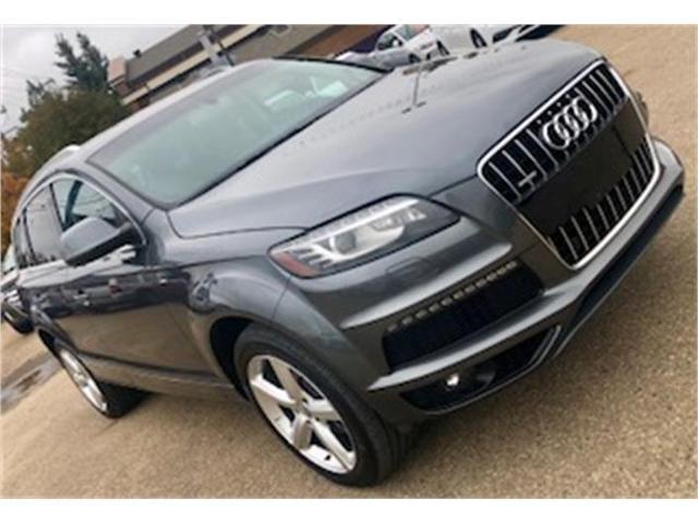 2011 Audi Q7 3.0 Premium (Stk: P0715) in Edmonton - Image 2 of 9