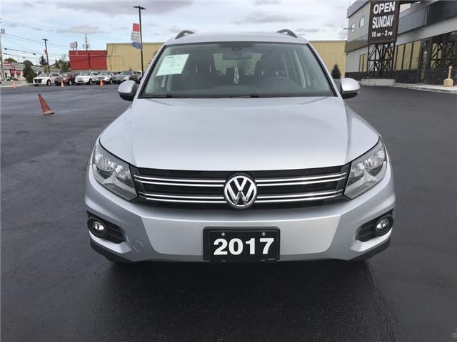 2017 Volkswagen Tiguan Wolfsburg Edition (Stk: 18505) in Sudbury - Image 2 of 13