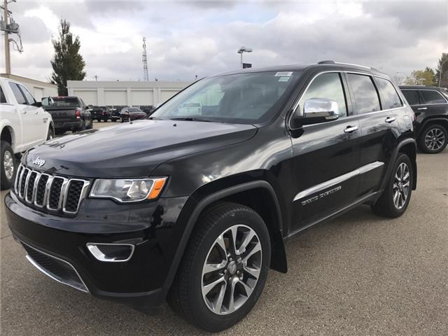 2018 Jeep Grand Cherokee Limited (Stk: 18GH5086) in Devon - Image 1 of 21