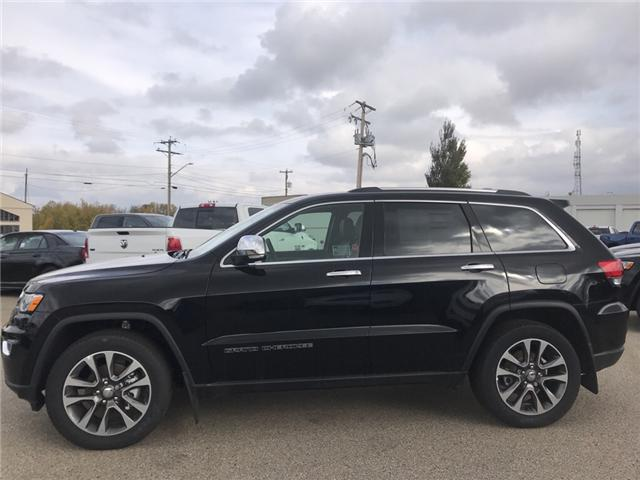 2018 Jeep Grand Cherokee Limited (Stk: 18GH5086) in Devon - Image 2 of 21