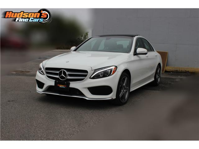 2015 Mercedes-Benz C-Class  (Stk: 47856) in Toronto - Image 2 of 25