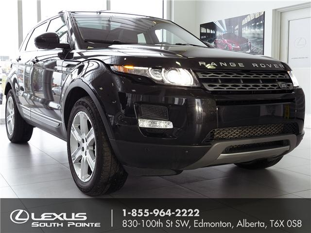 2014 Land Rover Range Rover Evoque Pure Plus (Stk: L800288B) in Edmonton - Image 1 of 19