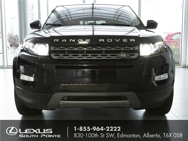 2014 Land Rover Range Rover Evoque Pure Plus (Stk: L800288B) in Edmonton - Image 2 of 19