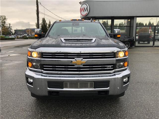2017 Chevrolet Silverado 3500HD LTZ (Stk: 17-191459) in Abbotsford - Image 2 of 16