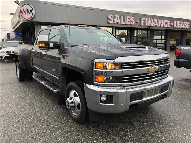 2017 Chevrolet Silverado 3500HD LTZ (Stk: 17-191459) in Abbotsford - Image 1 of 16