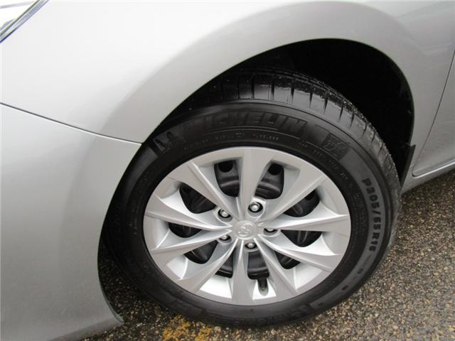 2017 Toyota Camry LE (Stk: 126780) in Regina - Image 10 of 29