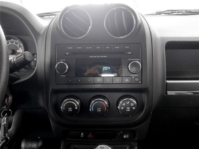 ... 2014 Jeep Patriot Sport/North (Stk: Y041221) In Burnaby   Image 7 ...