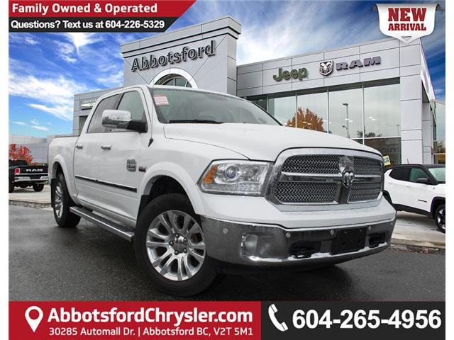 2016 RAM 1500 Longhorn (Stk: K527627A) in Abbotsford - Image 1 of 30
