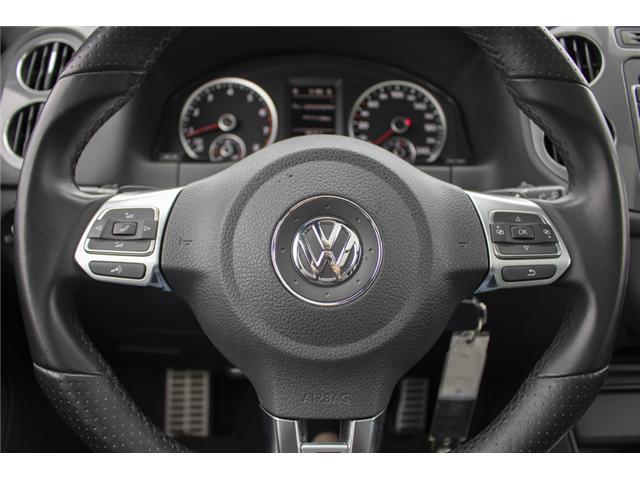 2014 Volkswagen Tiguan Highline (Stk: K274363A) in Abbotsford - Image 26 of 28