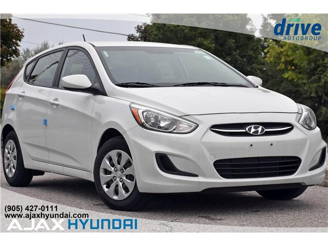 2017 Hyundai Accent L (Stk: 170069) in Ajax - Image 1 of 19