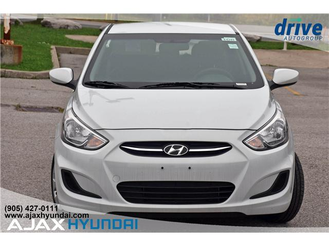 2017 Hyundai Accent L (Stk: 170069) in Ajax - Image 2 of 19