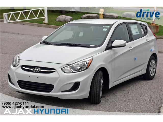 2017 Hyundai Accent L (Stk: 170069) in Ajax - Image 3 of 19
