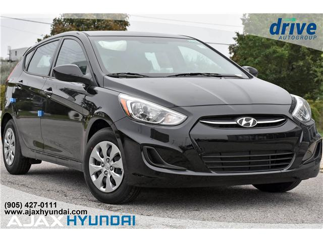 2017 Hyundai Accent L (Stk: 170068) in Ajax - Image 1 of 19