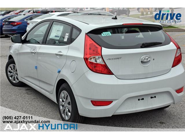 2017 Hyundai Accent L (Stk: 170069) in Ajax - Image 4 of 19