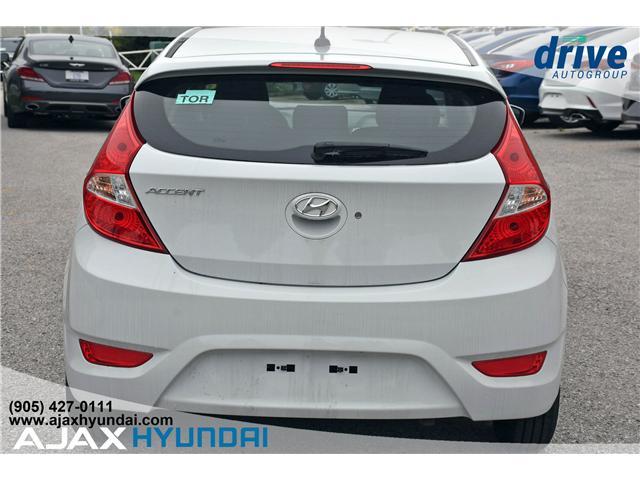 2017 Hyundai Accent L (Stk: 170069) in Ajax - Image 5 of 19
