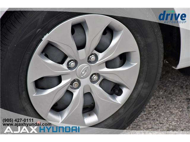 2017 Hyundai Accent L (Stk: 170069) in Ajax - Image 7 of 19