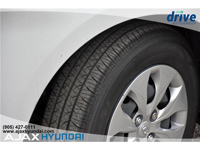 2017 Hyundai Accent L (Stk: 170069) in Ajax - Image 8 of 19