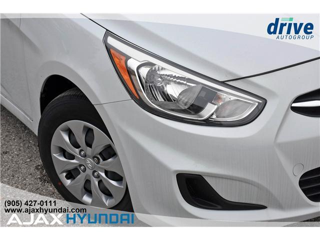 2017 Hyundai Accent L (Stk: 170069) in Ajax - Image 9 of 19