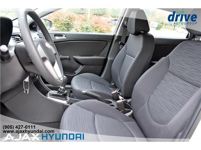 2017 Hyundai Accent L (Stk: 170069) in Ajax - Image 12 of 19