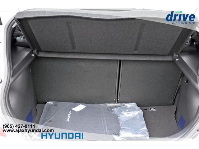 2017 Hyundai Accent L (Stk: 170069) in Ajax - Image 13 of 19