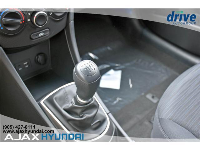 2017 Hyundai Accent L (Stk: 170069) in Ajax - Image 19 of 19
