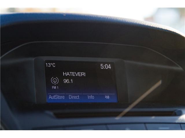 2016 Ford Focus SE (Stk: P328) in Brandon - Image 10 of 12