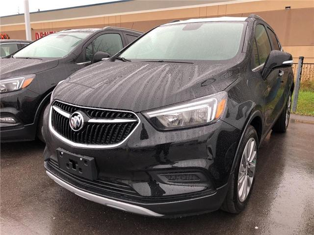 2019 Buick Encore Preferred (Stk: 718582) in BRAMPTON - Image 1 of 5