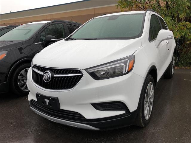2019 Buick Encore Preferred (Stk: 717986) in BRAMPTON - Image 1 of 5