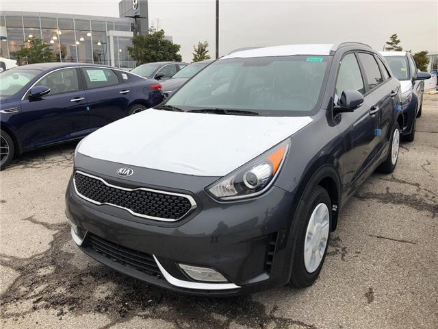 2019 Kia Niro EX (Stk: NR19000) in Mississauga - Image 1 of 5