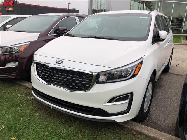 2019 Kia Sedona LX (Stk: SD19033) in Mississauga - Image 1 of 5