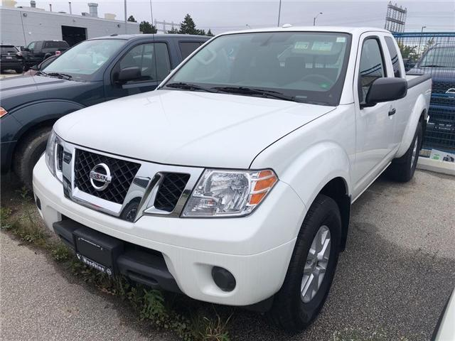 2018 Nissan Frontier SV (Stk: FK19-18) in Etobicoke - Image 1 of 5