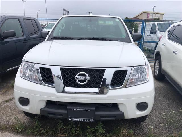 2018 Nissan Frontier SV (Stk: FK19-18) in Etobicoke - Image 2 of 5