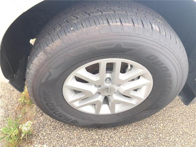 2018 Nissan Frontier SV (Stk: FK19-18) in Etobicoke - Image 3 of 5