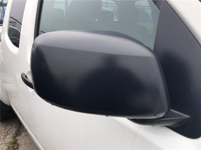 2018 Nissan Frontier SV (Stk: FK19-18) in Etobicoke - Image 5 of 5