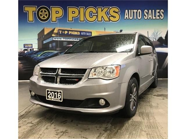 2016 Dodge Grand Caravan SE/SXT (Stk: 197447) in NORTH BAY - Image 1 of 30