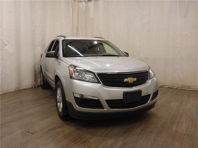 2014 Chevrolet Traverse LS (Stk: 18081142) in Calgary - Image 1 of 27