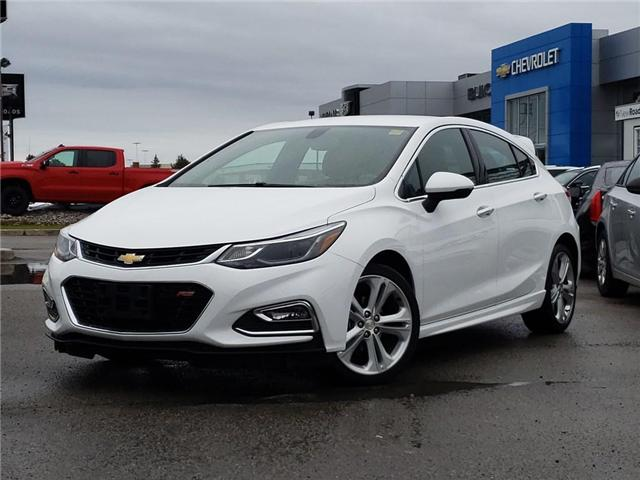 2018 Chevrolet Cruze Premier Auto (Stk: N12924) in Newmarket - Image 1 of 30
