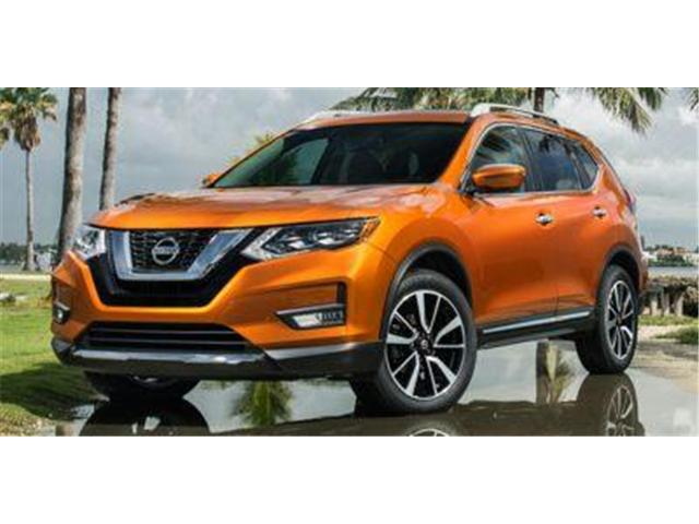 2018 Nissan Rogue SV (Stk: 18-553) in Kingston - Image 1 of 1