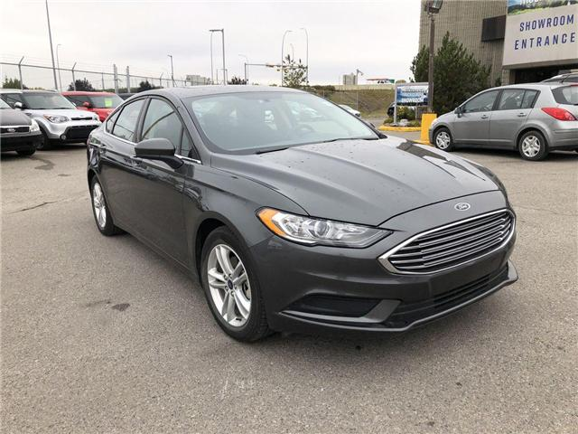 2018 Ford Fusion SE (Stk: P0149) in Calgary - Image 1 of 22