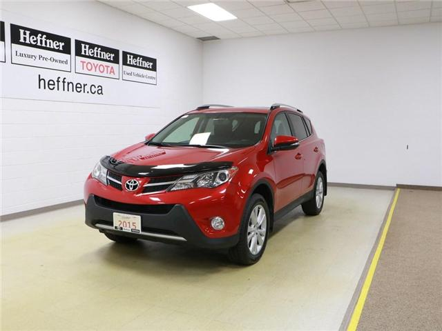2015 Toyota RAV4 Limited (Stk: 186163) in Kitchener - Image 1 of 21