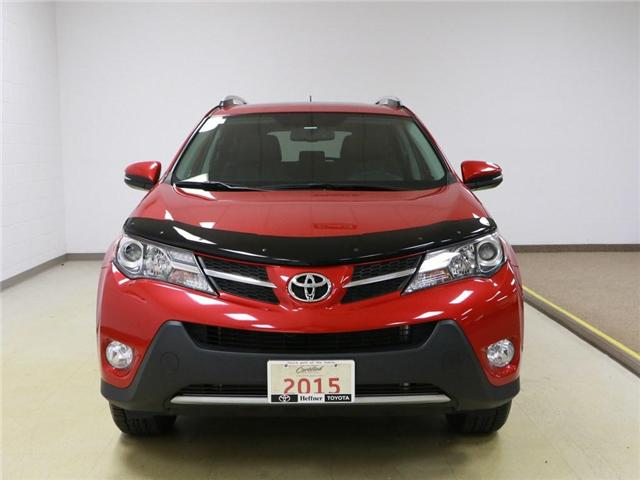 2015 Toyota RAV4 Limited (Stk: 186163) in Kitchener - Image 5 of 21